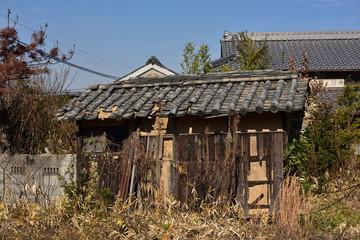 日本の美しい廃屋