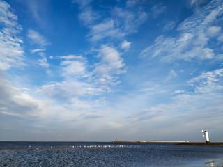 Baltic Sea Beach.