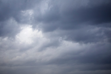 Dark Clouds Background