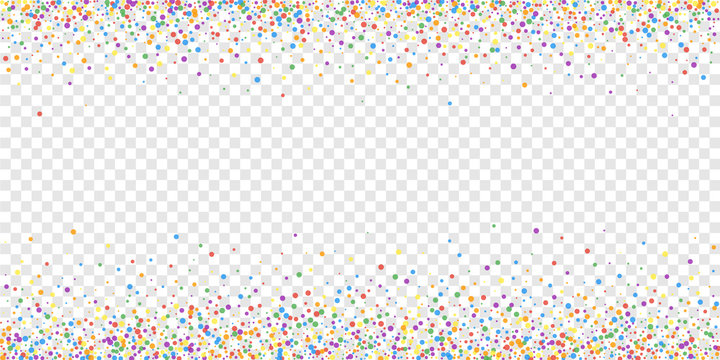 Festive confetti. Celebration stars. Joyous confet