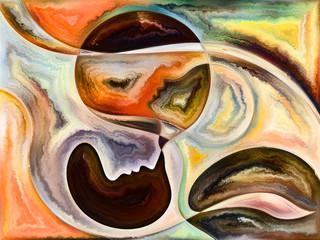 Emergence of Inner Colors