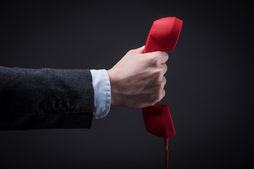 Business phone calls