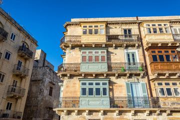 Fototapete - Historic Architecture in Malta