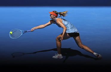 Tennis - Australian Open - Fourth Round