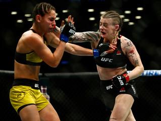 MMA: UFC Fight Night-Brooklyn-Calderwood vs Lipski