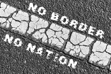 No border No nation
