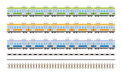 電車 線路