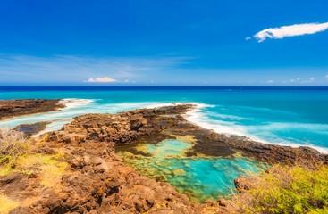Point de vue sur le Cape Lahoussay -  Lieu touristique à Saint-Gilles - Île de La Réunion