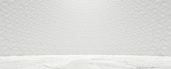 Futuristic Hall (3D Illustration)