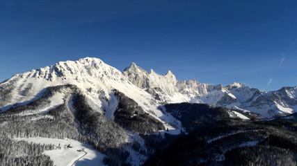 Dachstein in der Wintersonne