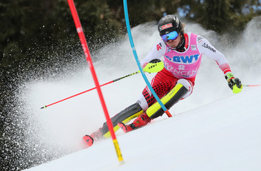 Ski World Cup Wengen - Men's Slalom
