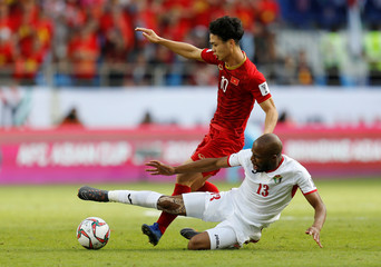 AFC Asian Cup - Round of 16 - Jordan v Vietnam