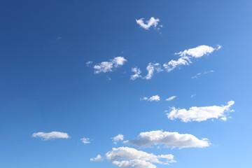 流れる雲 秋 とちぎ