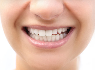 A healthy smile and teeth