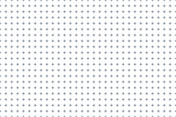 White abstract background with seamless random dark crosses, dots, grunge texture for design concepts, posters, banners, web, presentations and prints.