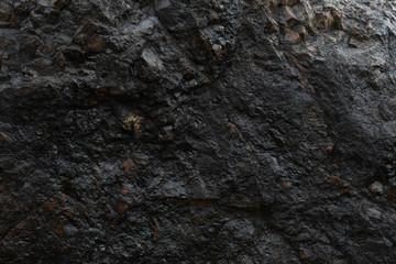 Natural Iron Ore Face Surface Texture