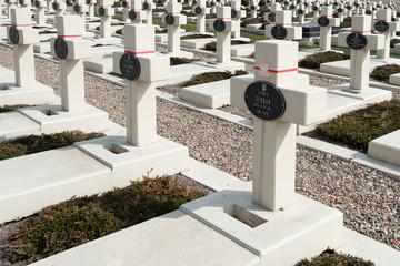 Polish burial in Lychakiv Cemetery. Lviv, Ukraine