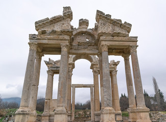 Ancient city of Aphrodisias, Aydin Karacasu, Turkey