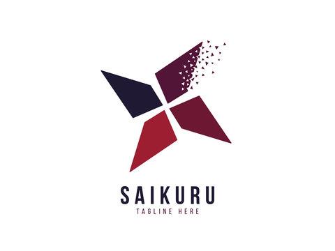 Shuriken logotype