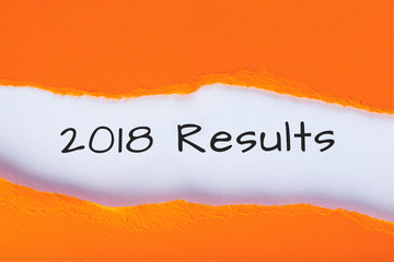 2018 results. Time to summarize and plan goals for the next year. Business background