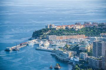 Vieille Ville de Monaco & Port Hercule