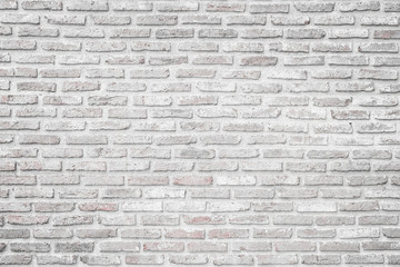 Old brick wall Texture Design. Empty white brick Background for Presentations and Web Design. A Lot...