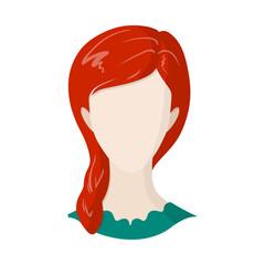 Vector illustration of avatar and dummy logo. Set of avatar and image stock vector illustration.