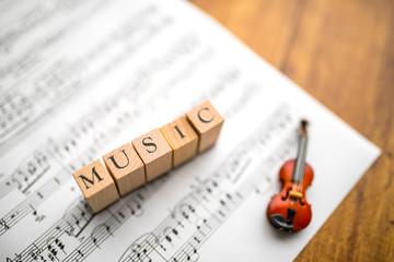 MUSIC 音楽イメージ