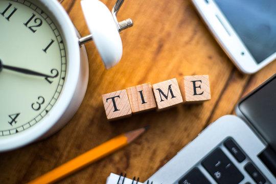 TIME 時間管理