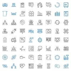 group icons set