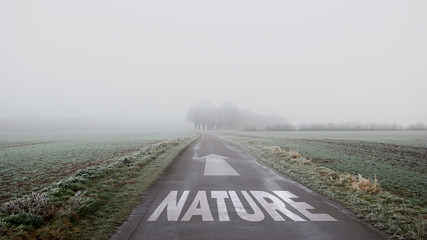 Sign 402 - Nature