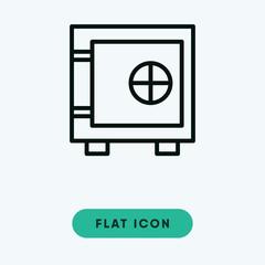 Vault vector icon