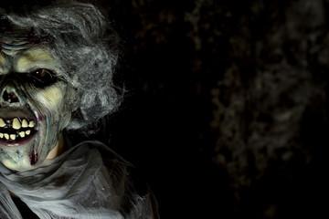 Halloween monster. Undead
