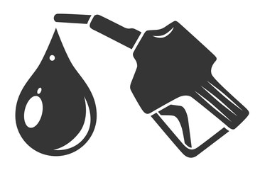 Fuel nozzle and oil drop