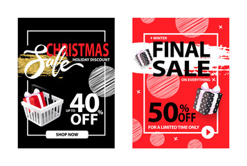 50 Percent Off on Everything, Final Sale for All