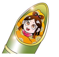 かぐや姫誕生01