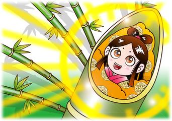 かぐや姫誕生02
