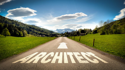 Sign 401 - Architect