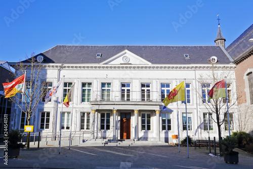 maison communale d\'Eupen, Belgique \