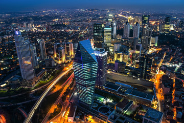 Aerial Scene , istanbul, TURKEY