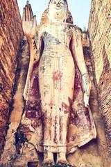 Sukhothai Historical Park, Sukhothai, Old Town, historic, civilization, history, tourism, World Heritage Site, Thailand,UNESCO