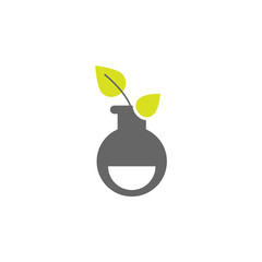 Biological, botany  icon. Element of Science experiment icon for mobile concept and web apps. Detailed  Biological, botany  can be used for web and mobile