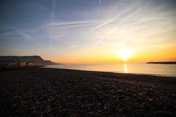 Sidmouth Sun Rise