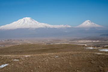 Ararat mountains