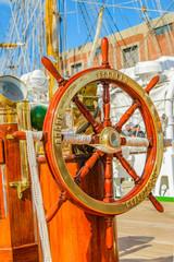 Frigate Boat Rudder