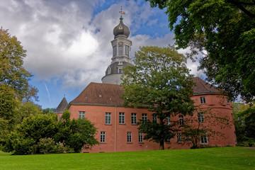 Ville de Jever, Frise,  Basse-Saxe, Allemagne