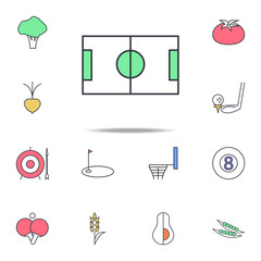 football stadium icon. web icons universal set for web and mobile