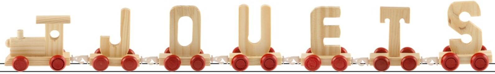 petit train jouets