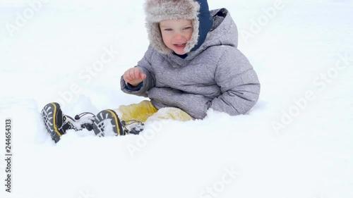 5dee6ada9 Cute little boy (toddler