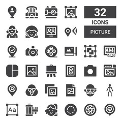 picture icon set